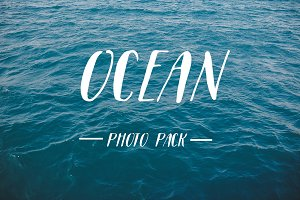 Ocean landscapes photo pack 1
