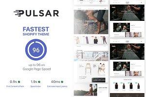Pulsar - Fastest Shopify Theme