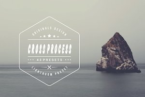 Cross Process Lightroom Presets