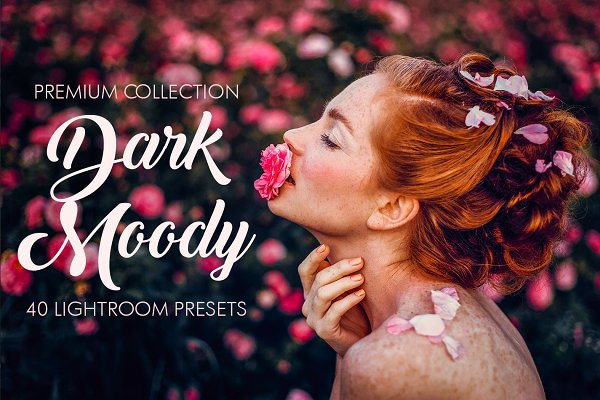 Add-Ons - Dark Moody Lightroom Presets
