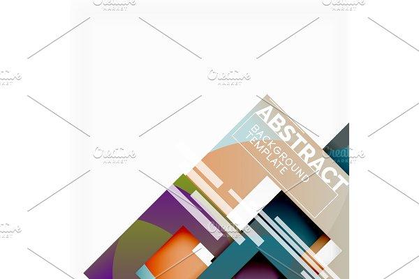 Geometric minimal abstract