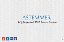 Astemmer HTML5 Responsive Business T