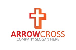 Arrow Cross Logo