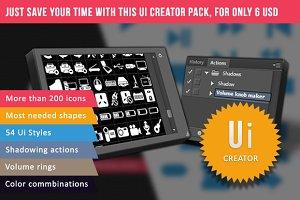Ez Ui Creator Pack