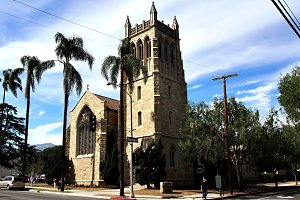 Historical Church, Santa Barbara