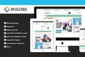 Boloba - Responsive Digital Magento