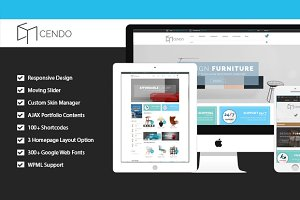 Cendo - Responsive Magento Furniture