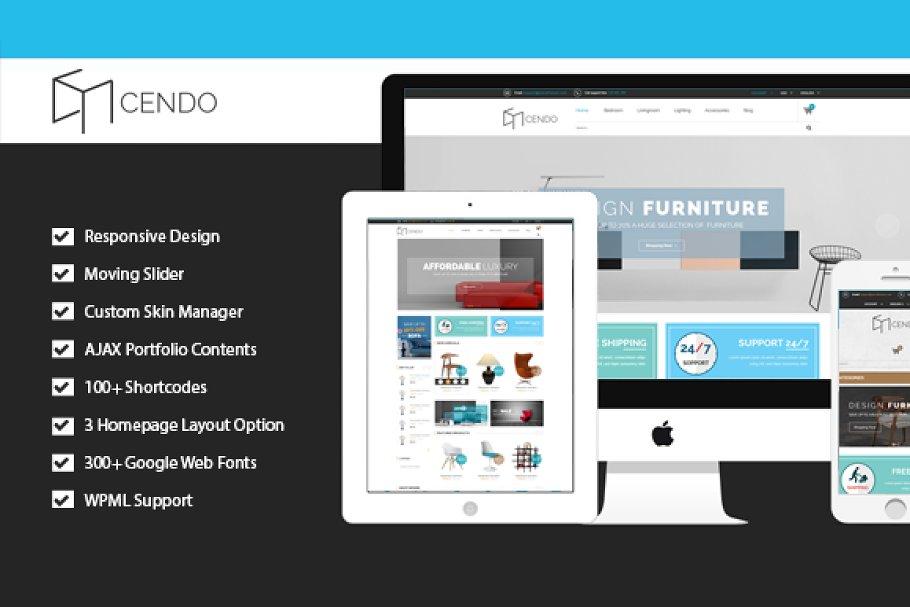 18 Furniture HTML5 Themes & Templates