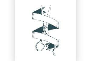 Barbershop emblem