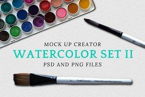 Promo Sale - Watercolor Set II