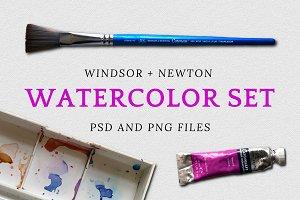 Promo Sale - Watercolor Set I