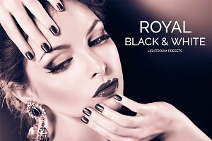 Royal Black&White Lightroom Presets