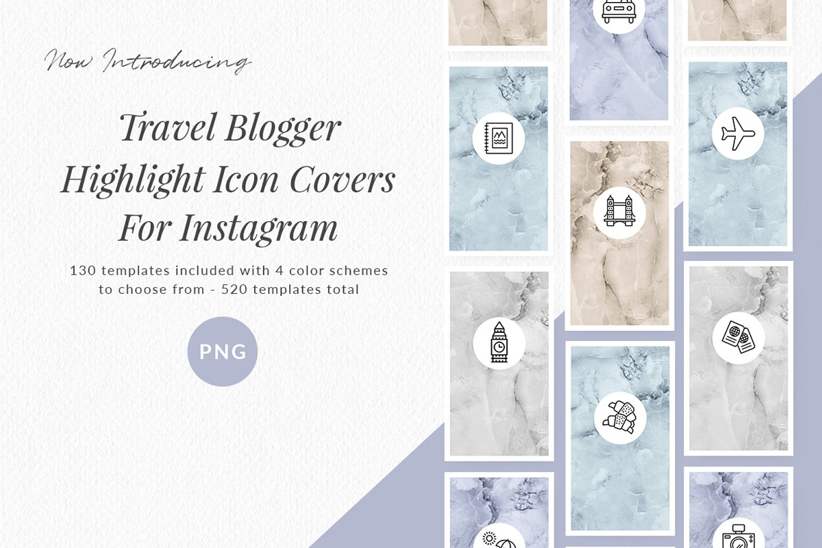 3,000+ Instagram Highlight Covers in Instagram Templates - product preview 3