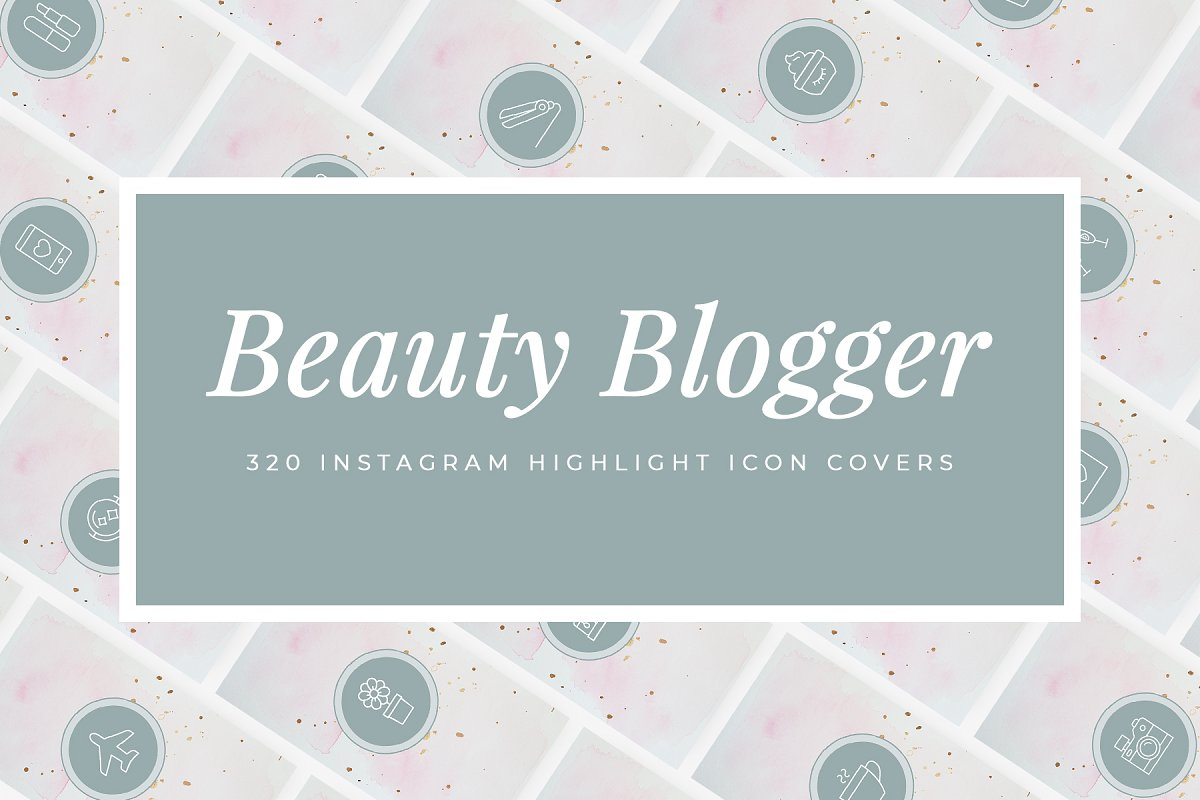 3,000+ Instagram Highlight Covers in Instagram Templates - product preview 13