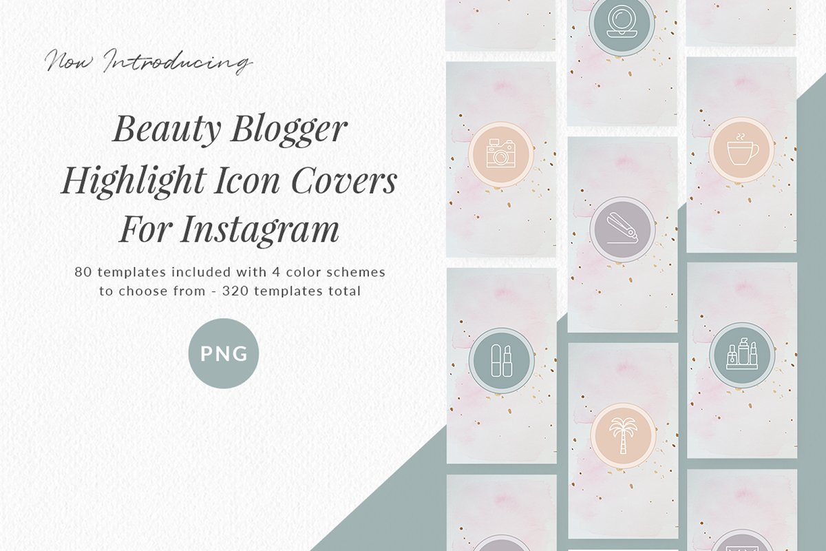 3,000+ Instagram Highlight Covers in Instagram Templates - product preview 14
