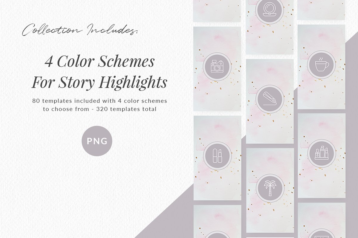3,000+ Instagram Highlight Covers in Instagram Templates - product preview 16