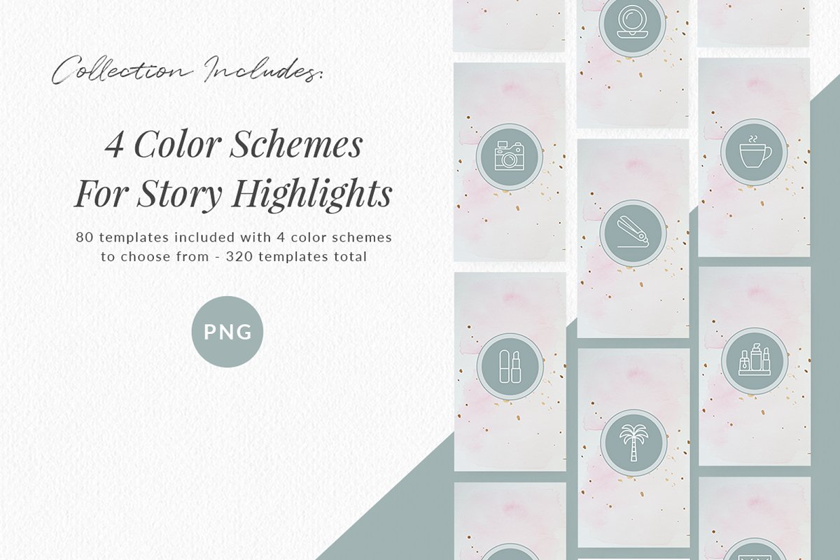 3,000+ Instagram Highlight Covers in Instagram Templates - product preview 18