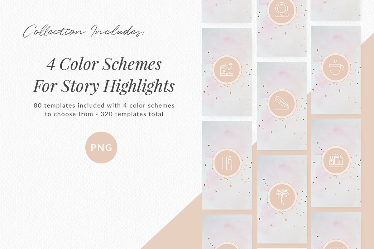 3,000+ Instagram Highlight Covers in Instagram Templates - product preview 20
