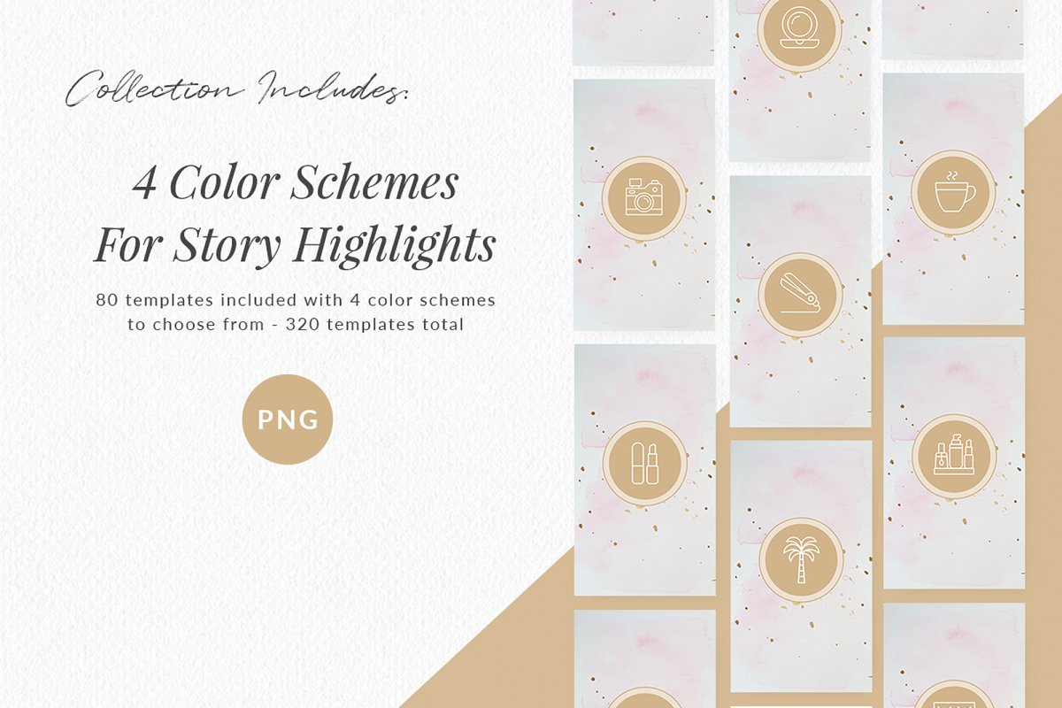3,000+ Instagram Highlight Covers in Instagram Templates - product preview 22