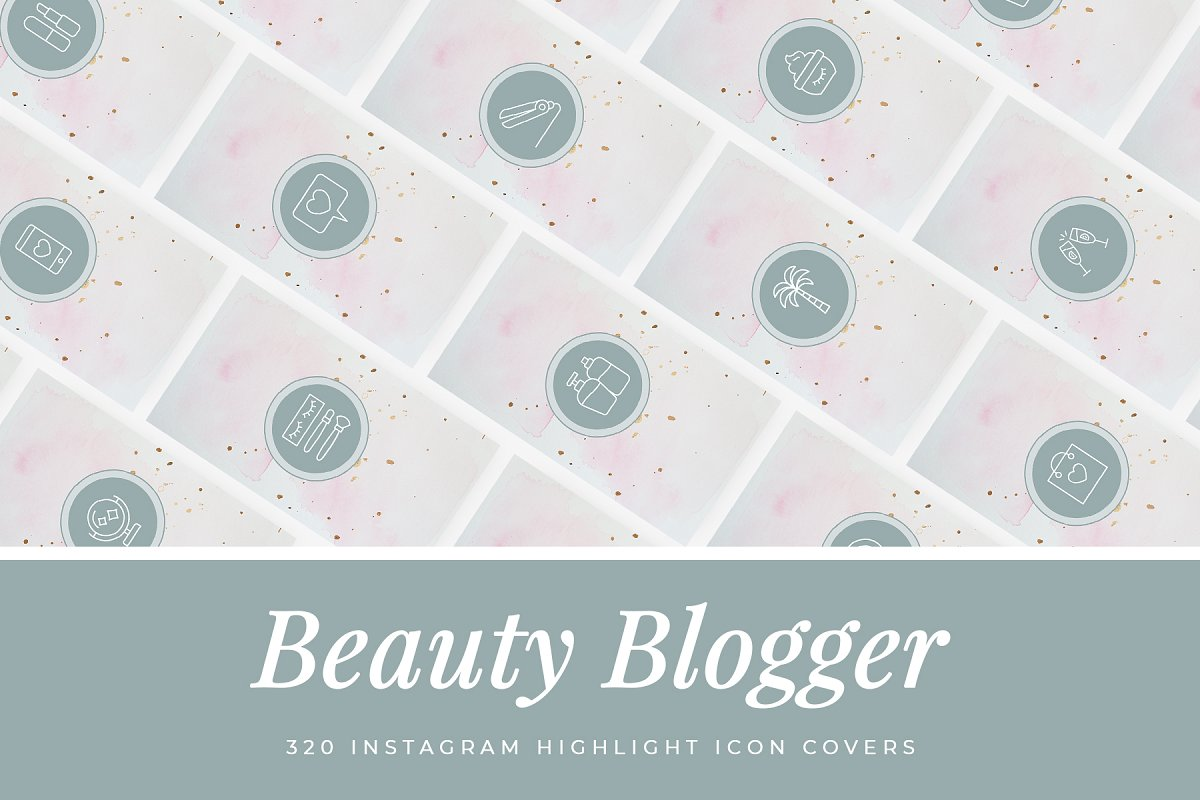3,000+ Instagram Highlight Covers in Instagram Templates - product preview 24