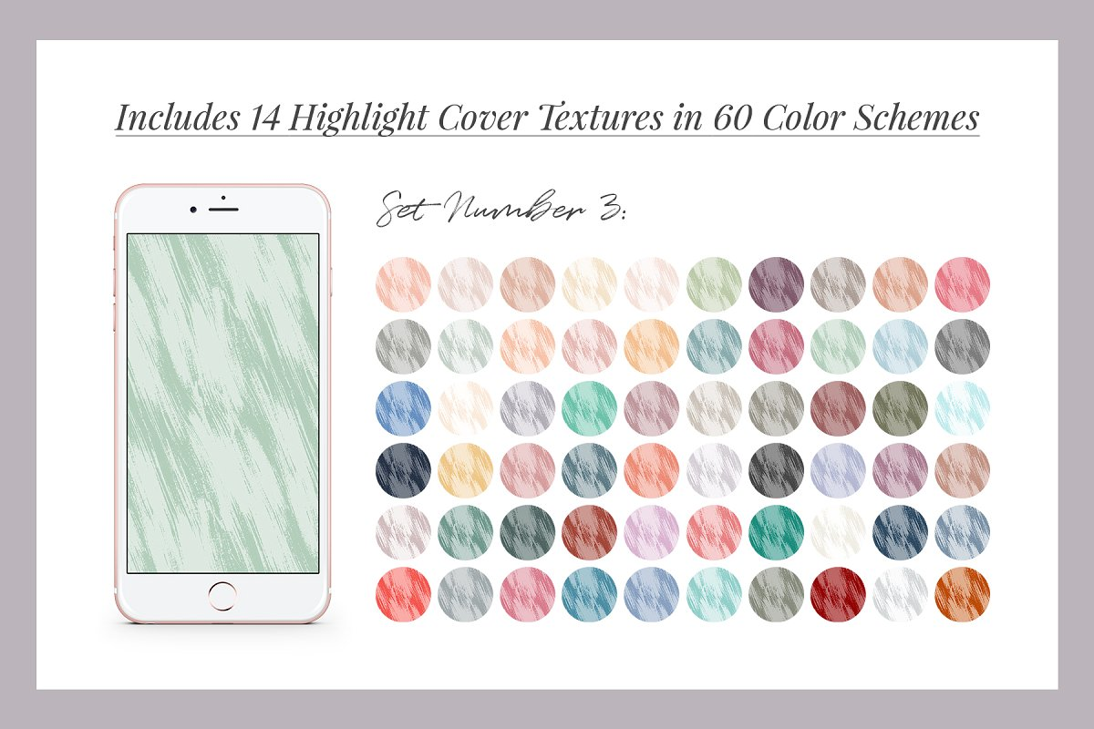 3,000+ Instagram Highlight Covers in Instagram Templates - product preview 30