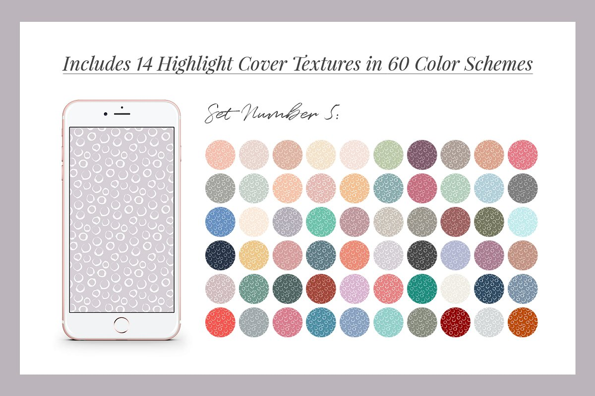 3,000+ Instagram Highlight Covers in Instagram Templates - product preview 32