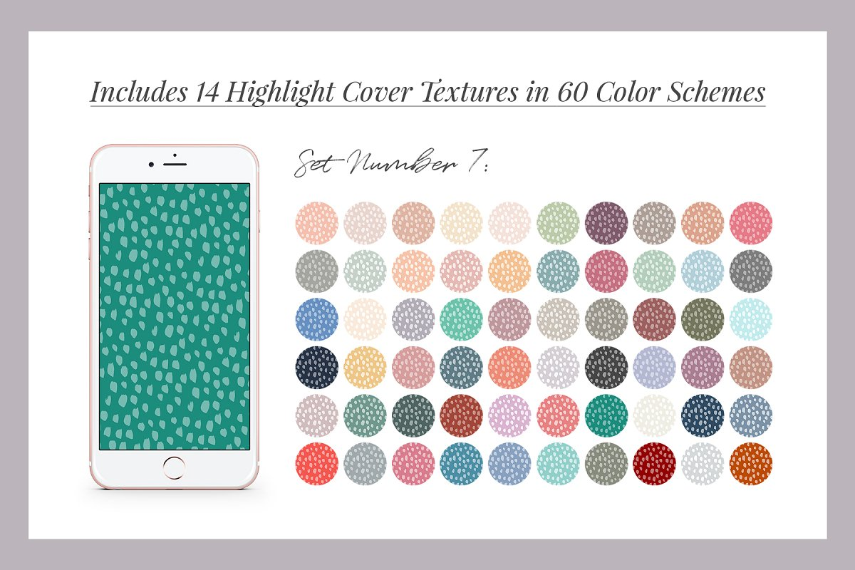 3,000+ Instagram Highlight Covers in Instagram Templates - product preview 34