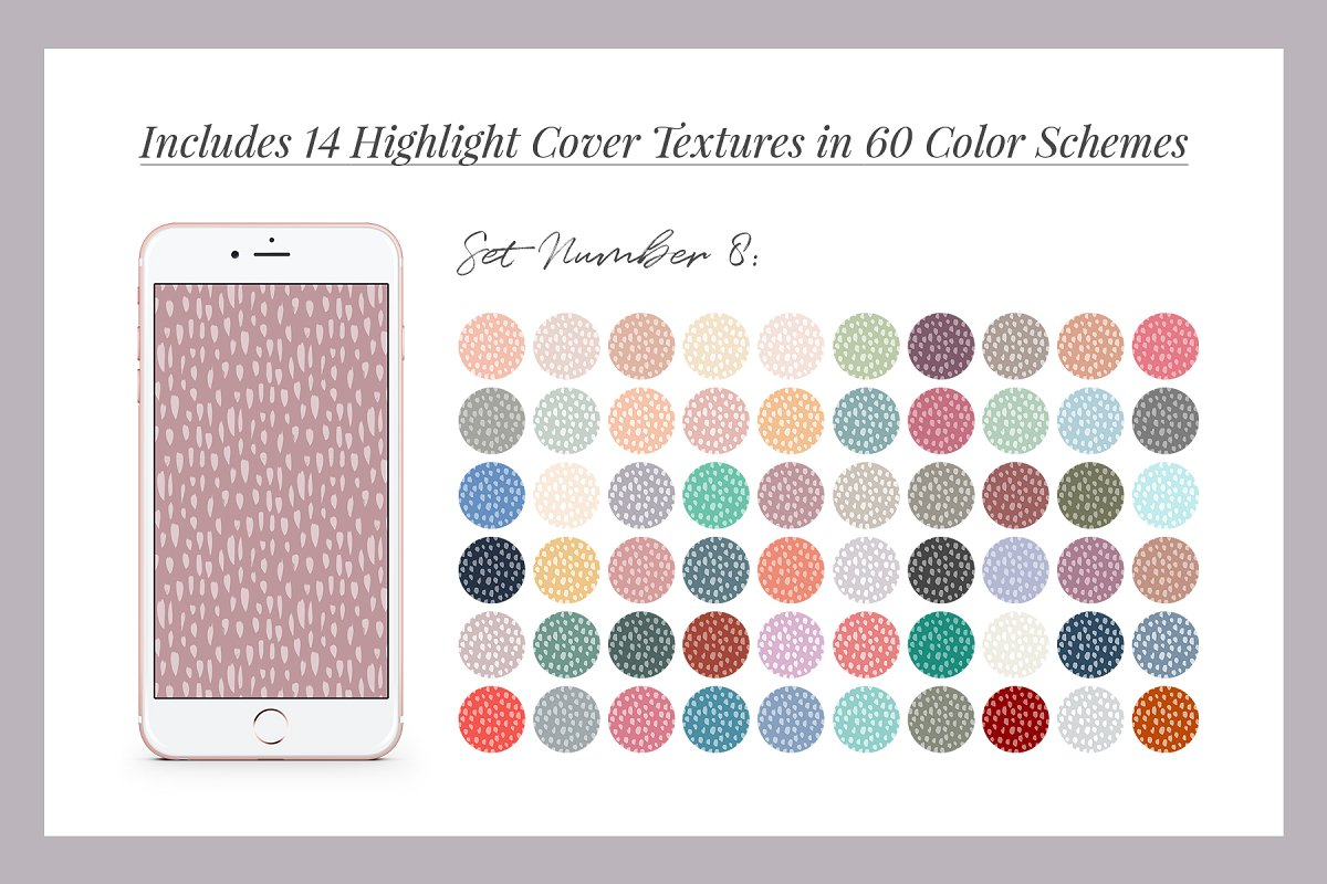 3,000+ Instagram Highlight Covers in Instagram Templates - product preview 35