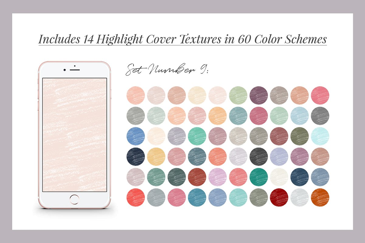 3,000+ Instagram Highlight Covers in Instagram Templates - product preview 36