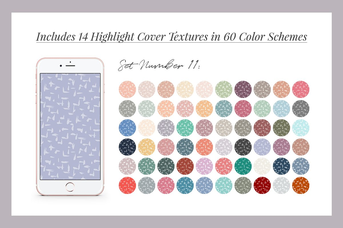 3,000+ Instagram Highlight Covers in Instagram Templates - product preview 38