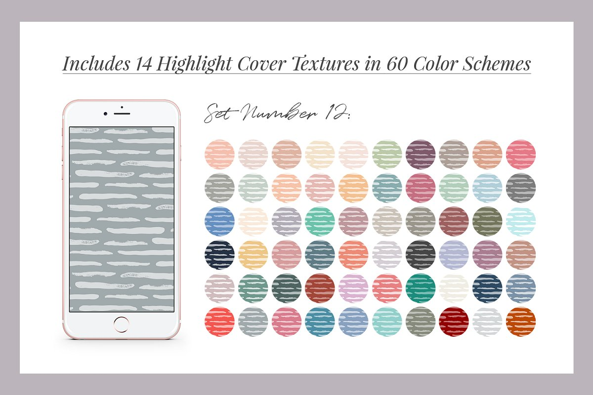 3,000+ Instagram Highlight Covers in Instagram Templates - product preview 39