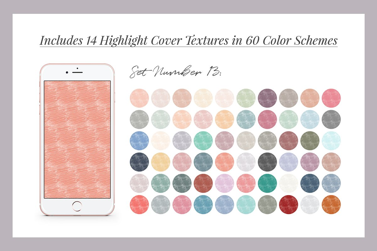 3,000+ Instagram Highlight Covers in Instagram Templates - product preview 40