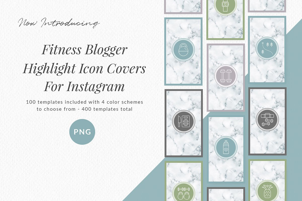3,000+ Instagram Highlight Covers in Instagram Templates - product preview 43