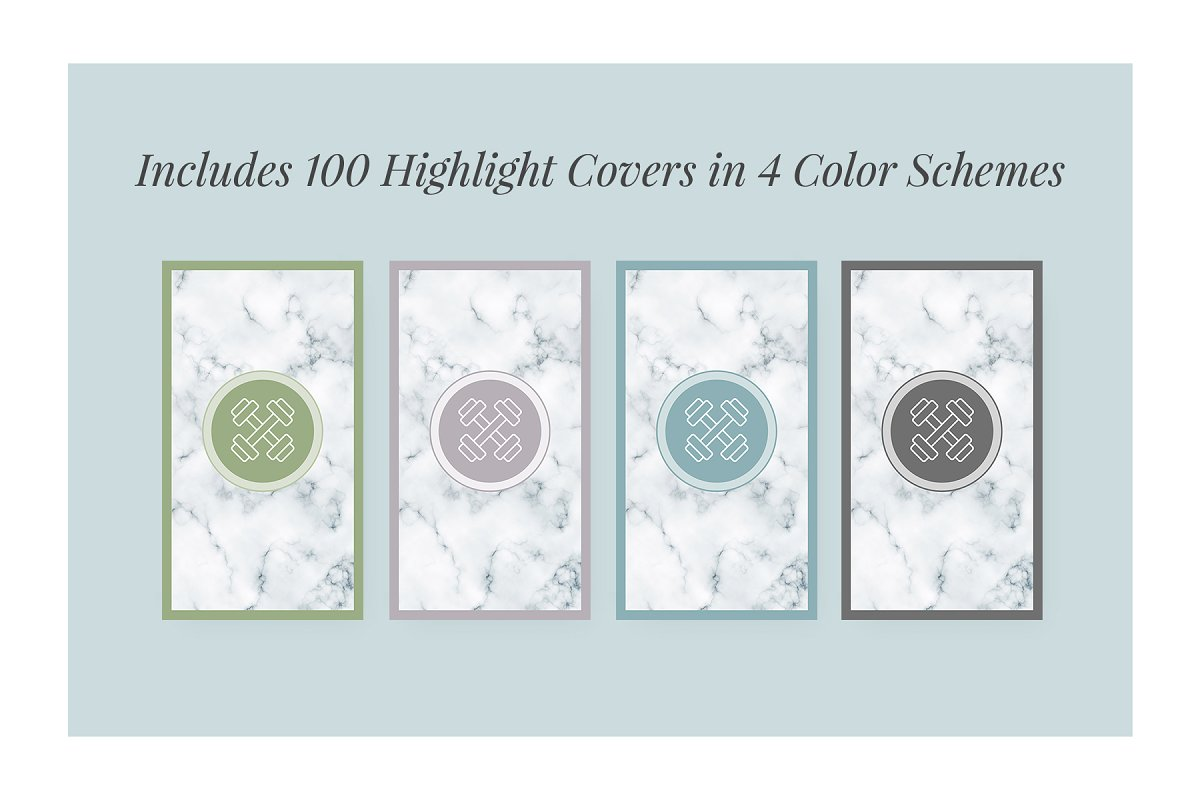 3,000+ Instagram Highlight Covers in Instagram Templates - product preview 44