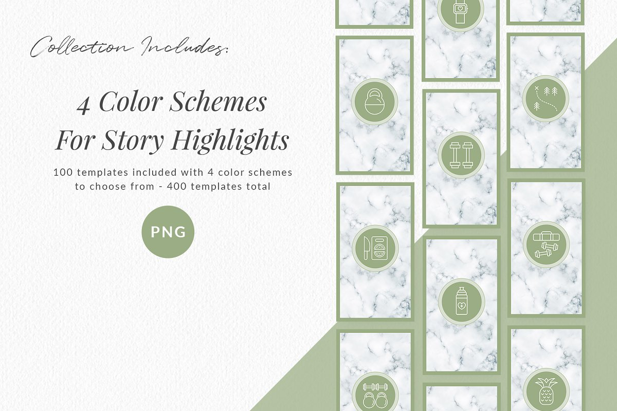 3,000+ Instagram Highlight Covers in Instagram Templates - product preview 48