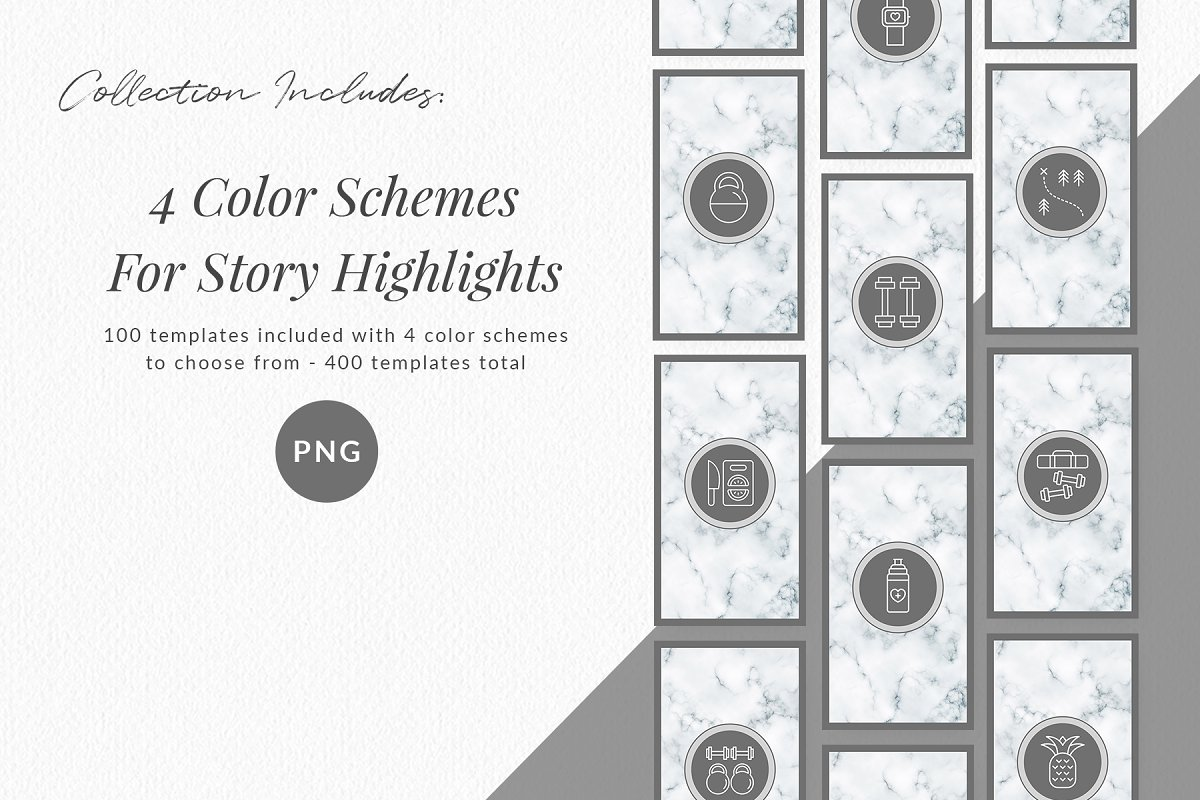 3,000+ Instagram Highlight Covers in Instagram Templates - product preview 50