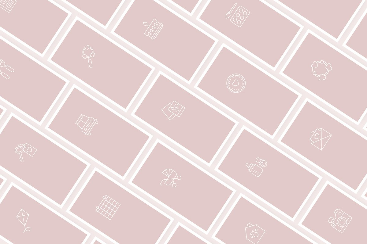 3,000+ Instagram Highlight Covers in Instagram Templates - product preview 56