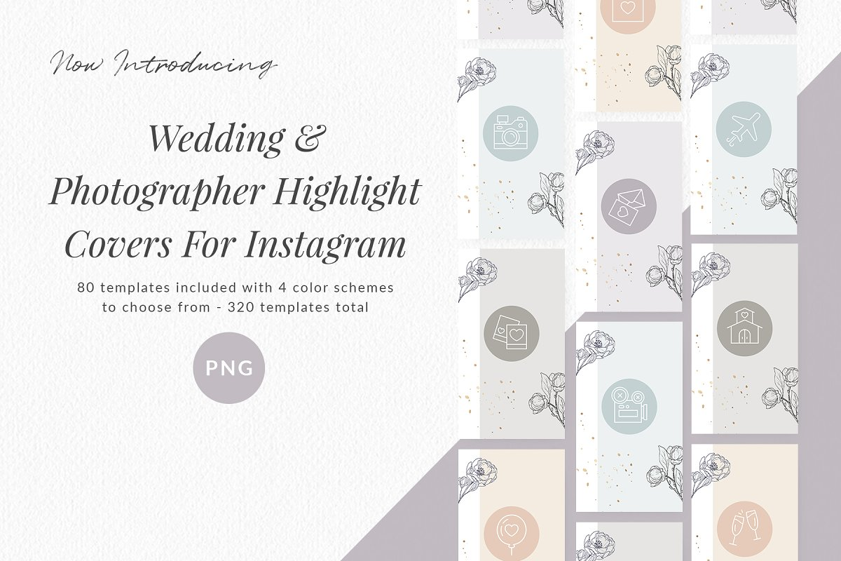 3,000+ Instagram Highlight Covers in Instagram Templates - product preview 77