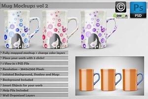 Mug Mockups Vol 2