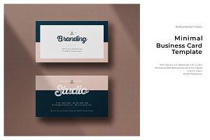 Minimal Business Card - Vol.4
