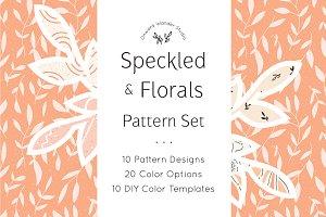 Seamless Pattern Set | S.F.