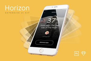 Horizon Mobile UI