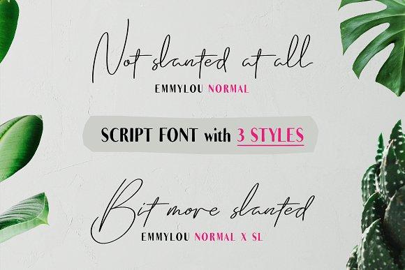 Emmylou   Duo with 10 free logos