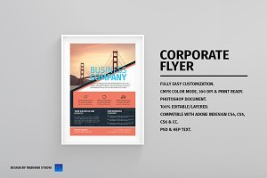 Corporate Flyer Vol 01