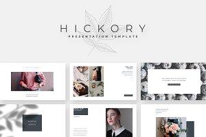 Hickory PowerPoint Presentation