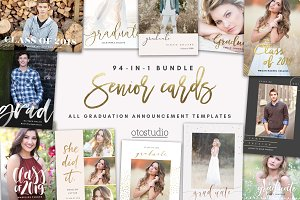 SALE 94-in-1 Senior Cards Bundle