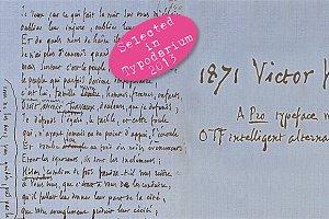 1871 Victor Hugo (Pro) OTF