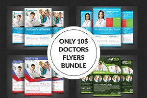 Health & Medical Flyer Bundle