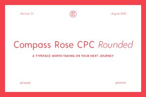 Compass Rose CPC - Rounded