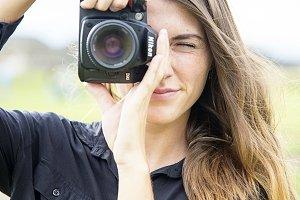 Nikon Girl 1